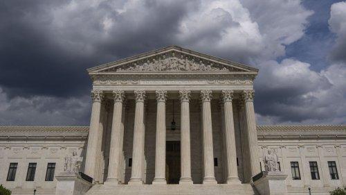 Blockbuster Supreme Court day
