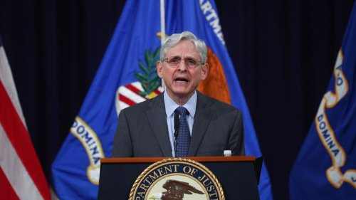 Garland says DOJ will strengthen rules on obtaining lawmakers' records