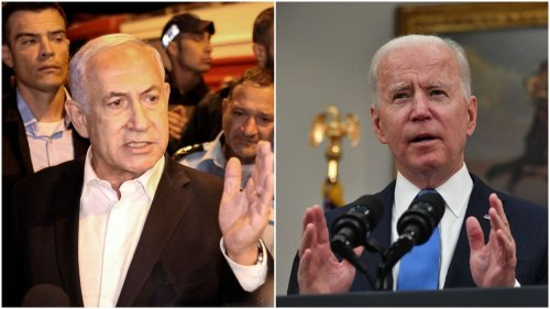 Biden in call with Netanyahu raises concerns about civilian casualties in Gaza