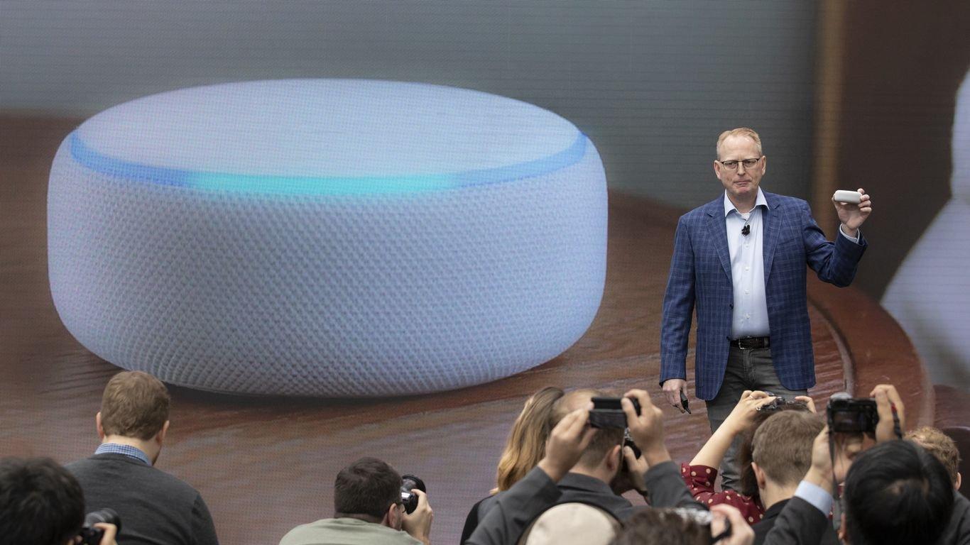 Exclusive: Where Amazon wants to take Alexa