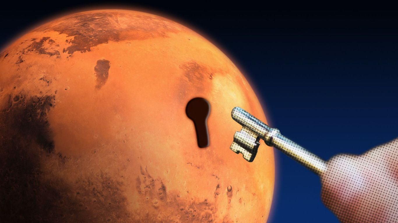 Movements on Mars unlock the Red Planet's interior