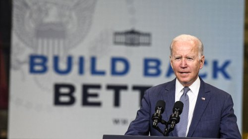 Scoop: Biden plan expected to include at least $500B for climate