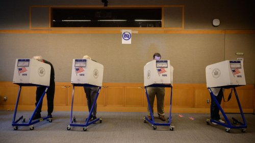 Democrats unveil voting rights compromise bill