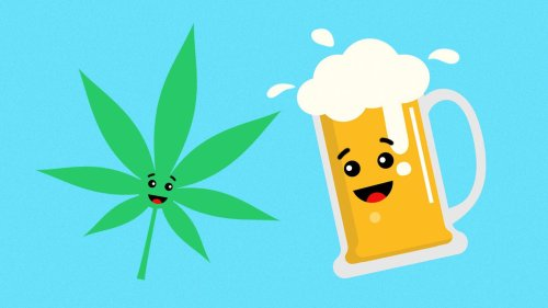 Marijuana and beer no longer rivals as industries join forces