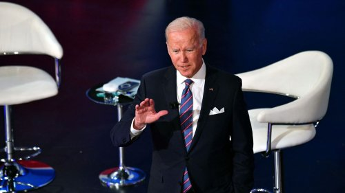 Biden signals openness to ending filibuster for voting rights legislation