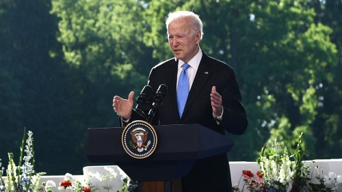 """Biden: Consequences for Russia would be """"devastating"""" if Navalny dies"""