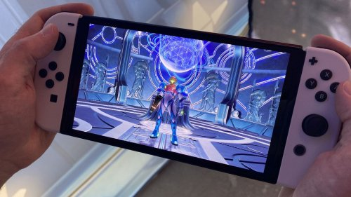 Hands-on with Nintendo's new Switch