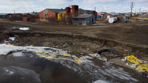Salmon shortages in Yukon River raise food security worries as winter looms