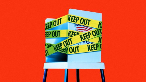 Democrats' losing hand on voting rights