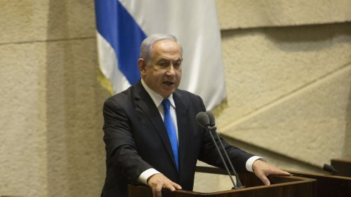 """Netanyahu attacks Lapid for Israel's """"no surprises"""" agreement with U.S."""