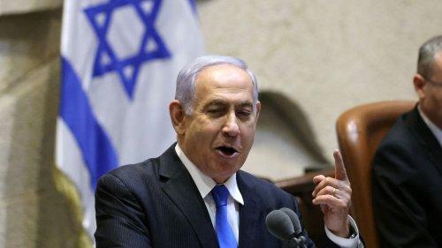 Netanyahu mocks Biden about debunked falling asleep video