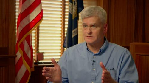 "GOP Sen. Cassidy warns of ""true colors"" test"