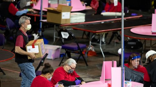 GOP state legislatures move to assert control over election systems