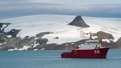 Here's how high sea levels could rise from Antarctic ice melt