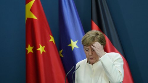 European Parliament votes to freeze China investment deal
