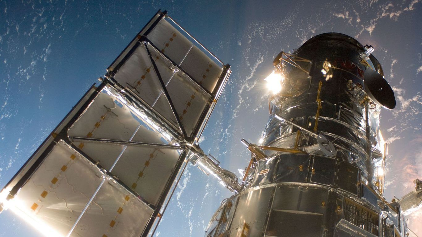 Trouble with the Hubble Space Telescope