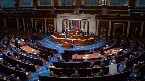Congress certifies Joe Biden's Electoral College win