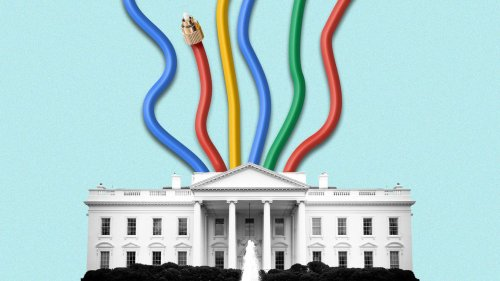 Biden's push for fiber revives a Google dream