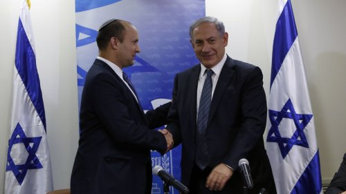 "Israel's ""change bloc"" collapses, leaving Netanyahu in charge"