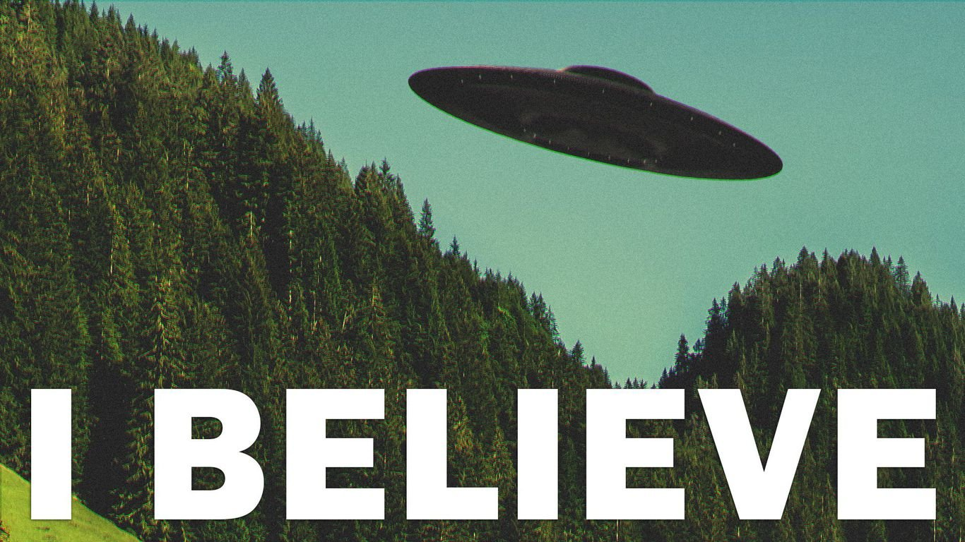 Why UFO sightings are here to stay