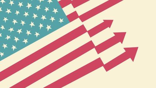 America's biggest boom since 1946
