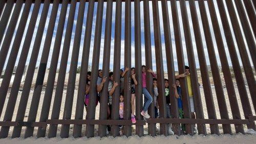 In photos: Life along the U.S.-Mexico border
