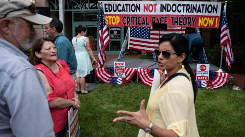 Educators face fines, harassment over critical race theory