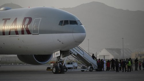 28 U.S. citizens depart Afghanistan on Qatar Airways flight