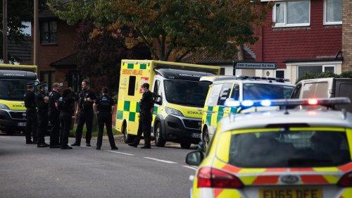 Fatal stabbing of British MP David Amess declared a terrorist incident