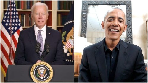 Biden and Obamas to star in COVID vaccination TV special