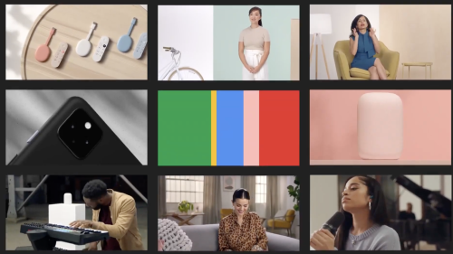Google introduces Pixel 5, new Chromecast, Nest Audio smart speaker