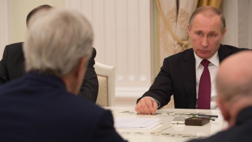 First person: What I learned in the room with Vladimir Putin