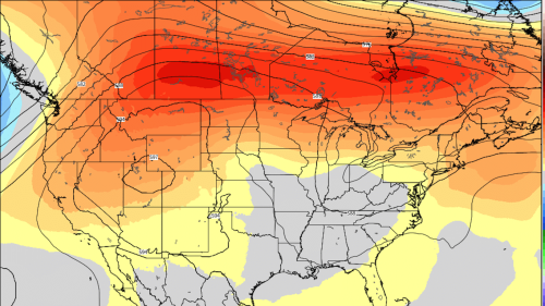 Heat wave to send temperatures in northern Rockies, Canada soaring 40 degrees above average