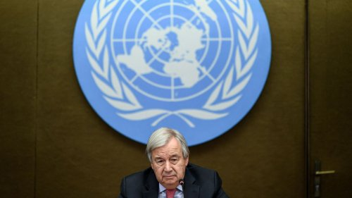 """UN warns of """"catastrophic"""" climate change failure without more emissions cuts"""