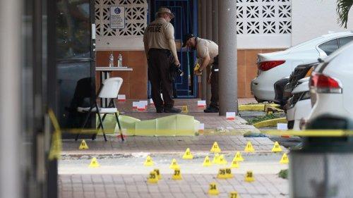 U.S. saw 10 mass shootings over the weekend