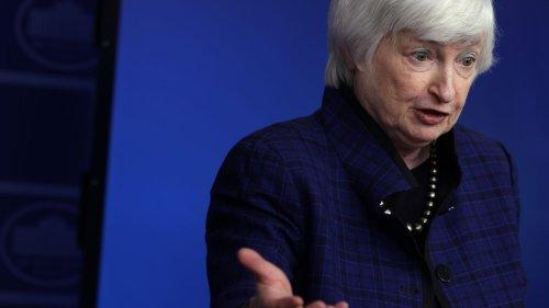 Scoop: Yellen wants business to help foot infrastructure bill