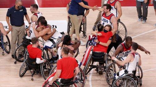 Final U.S. Tokyo Games gold won by men's wheelchair basketball team