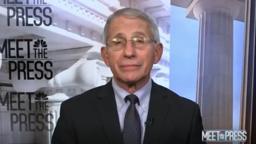 """Fauci: Vaccinating the unvaccinated remains the """"highest priority"""""""
