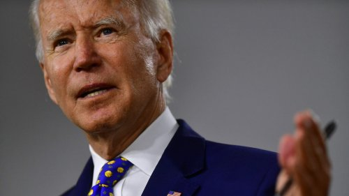 """Biden says John Lewis asked him to """"heal the country"""""""