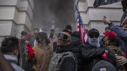 Florida has seen the most arrests linked to Jan. 6 Capitol riot