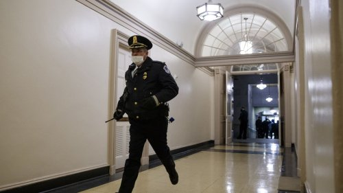 Capitol Police reported more than 4,000 threats against lawmakers in first months of 2021