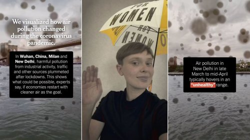 NYT, Facebook launch multi-year augmented reality reporting project