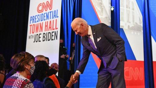The biggest headline from Biden's town hall