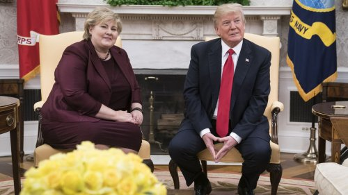 Norwegian PM acknowledges malleability to U.S. commitments