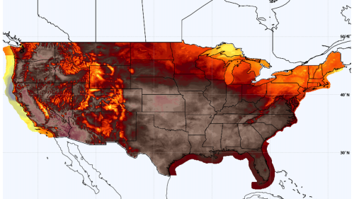 Heat dome sends temperatures soaring from Oregon to Louisiana