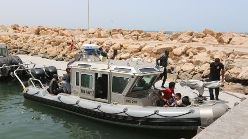 At least 43 migrants drown off coast of Tunisia