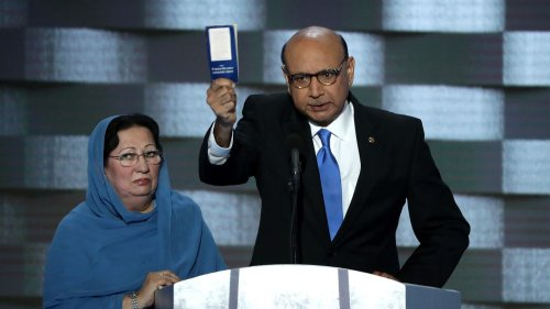 Biden appoints Trump-critic Khizr Khan to religious freedom commission