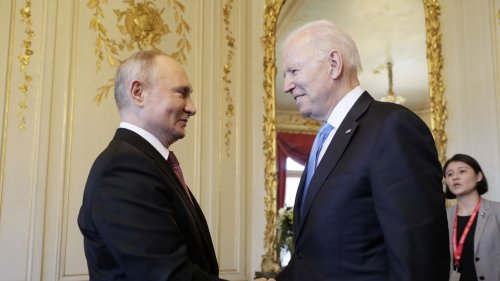 Live updates: Biden and Putin enter second round of closed-door talks