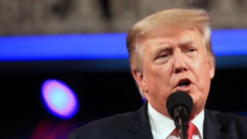 Scoop: Trump team blames conservative for loser endorsement