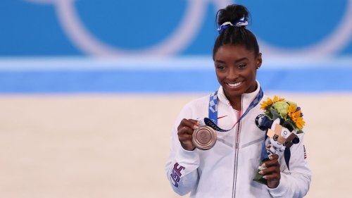 Simone Biles: I should have quit way before the Tokyo Olympics